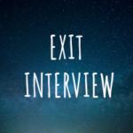 napis exit interview