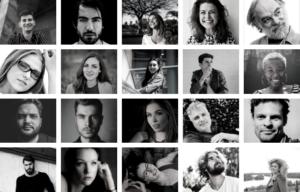 ludzkie twarze, portrety